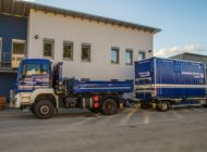 THW Bayern: Neu, neuer, Fachzug Logistik