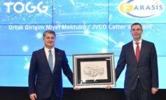 Strategische Partnerschaft zwischen TOGG und Farasis / Farasis und TOGG unterzeichnen eine Absichtserklärung zur Entwicklung von Energiespeicherlösungen für die Türkei und die umliegenden Länder