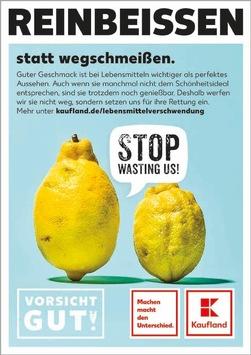 """Den eigenen Sinnen wieder vertrauen – Kaufland startet """"Vorsicht gut!""""-Kampagne"""