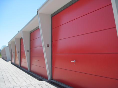 Die sichere Art zu parken: in der Betonfertiggarage