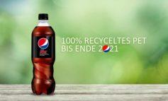 PepsiCo Deutschland leistet signifikanten Beitrag zur Transformation des Getränkemarkts: 100 Prozent recycelte PET-Flaschen ab 2021