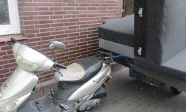 POL-Bremerhaven: Motorroller ist kein Möbeltransporter