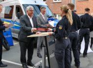 POL-Bremerhaven: 30 Studenten zu Polizeikommissaren/-innen ernannt