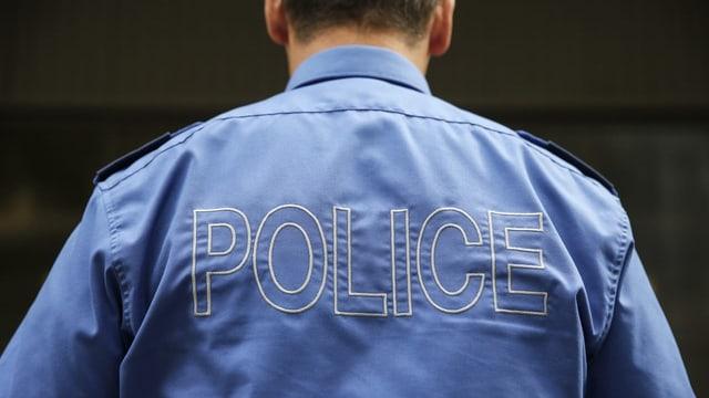 Wenn in Bern demonstriert wird, bleiben die Polizeiposten zu