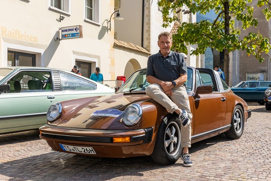 ADAC Europa Classic 2021: Vier Tage Oldtimer-Genuss in Südtirol