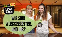 Lecker Retter - lieber Topf statt Tonne: Zusammen mit Maggi gegen Lebensmittelverschwendung