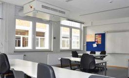 Schulen in Deutschland bauen jetzt Lüftungen wegen Corona-Risiken fest ein +++Ansteckungsgefahr im Herbst senken+++